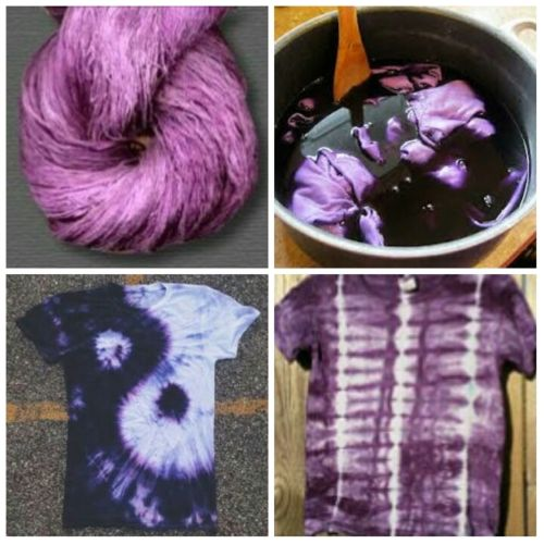 How to Make Natural Dyes Using Plants